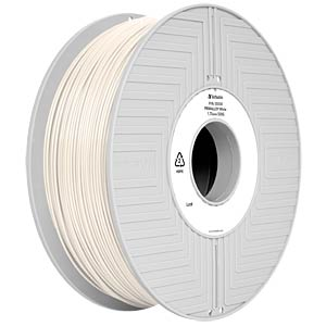 PRIMALLOY Filament - white - 1,75 mm - 500 g VERBATIM 55500