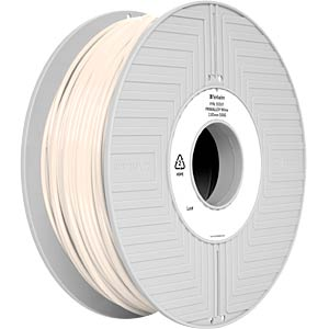 PRIMALLOY Filament - white - 2,85 mm - 500 g VERBATIM 55501