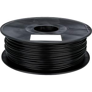 ABS Filament - schwarz - 1,75 mm - 1 kg VELLEMAN ABS175B1