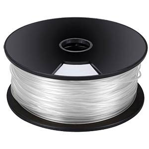 ABS filament - white - 3 mm - 1 kg VELLEMAN ABS3W1