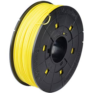 ABS Filament - yellow - 600 g - Refill XYZPRINTING