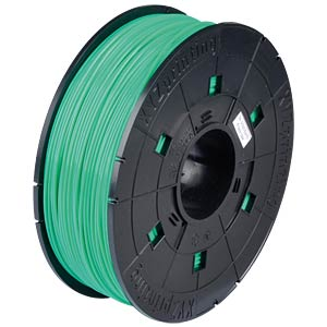 ABS Filament - grün - 600 g - Refill XYZPRINTING
