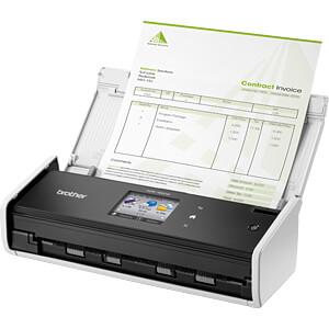 Scanner, Dokumente, WLAN, 16 S/min BROTHER ADS1600WUN1