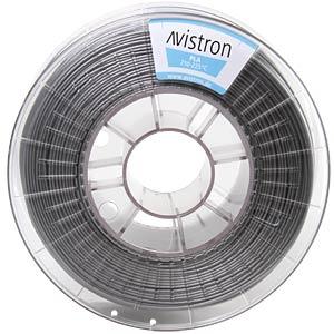 PLA Filament - 1,75 mm - silber - 1 kg AVISTRON AV-PLA175-SI