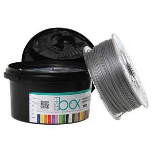 PLA Filament - 1,75 mm - silver - 1 kg AVISTRON AV-PLA175-SI