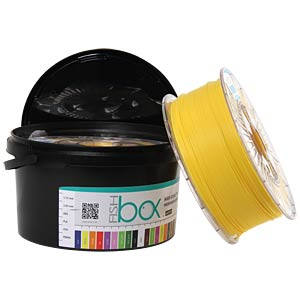 PLA Filament - 1,75 mm - yellow - 1 kg AVISTRON AV-PLA175-YE