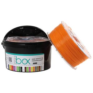 ABS Filament - 1,75 mm - orange - 1 kg AVISTRON AV-ABS175-OR