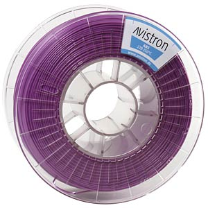 ABS Filament - 1,75 mm - purple - 1 kg AVISTRON AV-ABS175-PU