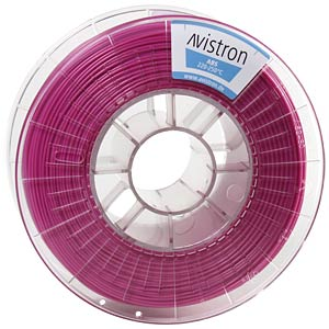 ABS Filament - 1,75 mm - violett - 1 kg AVISTRON AV-ABS175-VI