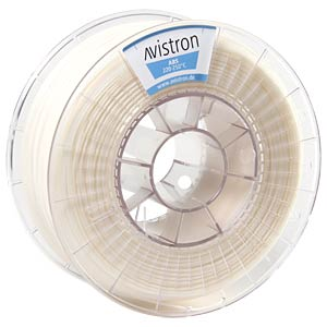 ABS Filament - 1,75 mm - nature - 1 kg AVISTRON AV-ABS175-NA