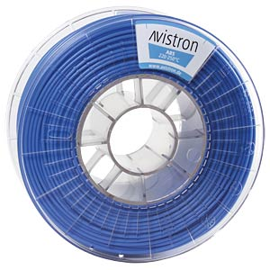 ABS Filament - 2,85 mm - blue - 1 kg AVISTRON AV-ABS285-BLU