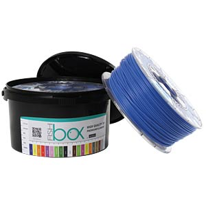 ABS Filament - 2,85 mm - blau - 1 kg AVISTRON AV-ABS285-BLU