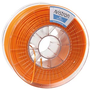 ABS Filament - 2,85 mm - orange - 1 kg AVISTRON AV-ABS285-OR