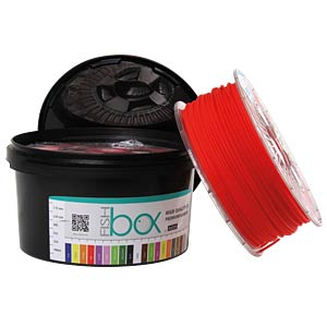 ABS Filament - 2,85 mm - red - 1 kg AVISTRON AV-ABS285-RE