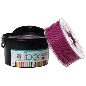 ABS Filament - 2,85 mm - violett - 1 kg AVISTRON AV-ABS285-VI