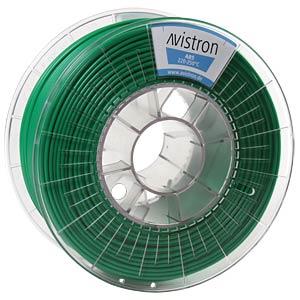 ABS Filament - 2,85 mm - dunkelgrün - 1 kg AVISTRON AV-ABS285-DG
