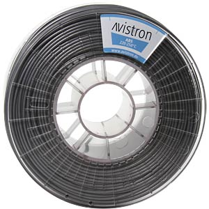 ABS Filament - 2,85 mm - silver - 1 kg AVISTRON AV-ABS285-SI