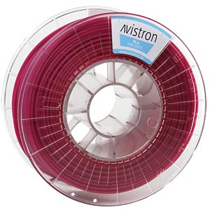 PLA Filament - 2,85 mm - violett - 1 kg AVISTRON AV-PLA285-VI