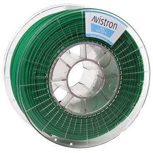 PLA Filament - 2,85 mm - dunkelgrün - 1 kg AVISTRON AV-PLA285-DG