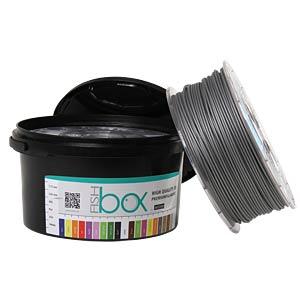 PLA Filament - 2,85 mm - silber - 1 kg AVISTRON AV-PLA285-SI