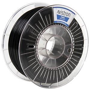 PMMA Filament - 1,75 mm - schwarz - 1 kg AVISTRON AV-PMMA175-BL