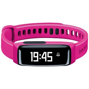 Fitnesstracker, Aktivitätssensor, AS81, Bodyshape, pink BEURER 676.35