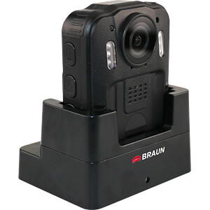 Bodycam, Braun BCX2, Full HD, encrypted BRAUN PHOTOTECHNIK 57409