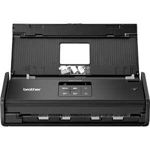 Scanner, Dokumente, WLAN, 16 S/min BROTHER ADS1100WUN1