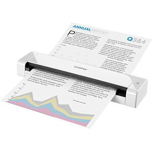 Scanner, Dokumente, mobil, 5 S/min BROTHER DS720DZ1