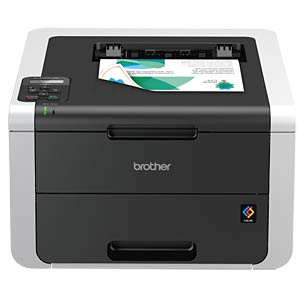 Laserdrucker, Color, WLAN, LAN, 18 S/min, Duplex, inkl. UHG BROTHER HL3152CDWG1