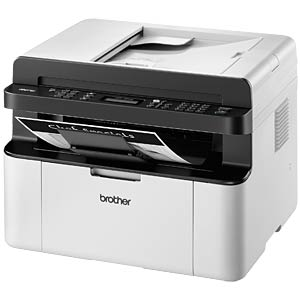 4-in-1 multifunction laser printer with WLAN BROTHER MFC1910WG1