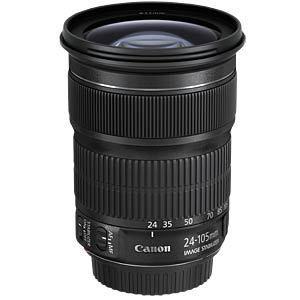 Objektiv: 24-105mm - F3,5-5,6 IS STM - EF CANON 9521B005