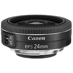 Objektiv, Foto, 24mm, F2,8, EF-S CANON 9522B005