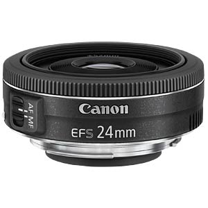 Objektiv: 24mm - F2,8 - EF-S CANON 9522B005