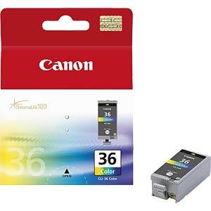 Tinte, 3-farbig - CLI-36 - original CANON 1511B001