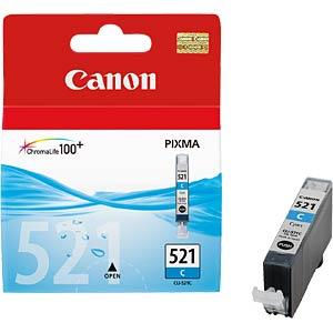 Cyan: Canon PIXMA iP3600 iP4600.. CANON 2934B001
