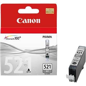 Tinte - Canon - grau - CLI-521 - original CANON 2937B001