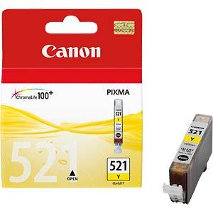 Tinte, gelb - CLI-521 - original CANON 2936B001