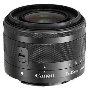 EOS M3 - EF-M 15-45mm IS STM Kit CANON 9694B233