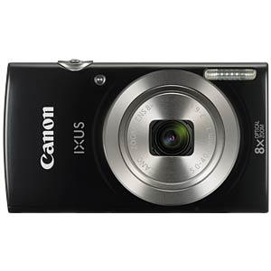 Digitalkamera, 20MP, 16-fach Zoom, schwarz CANON 1803C001AA