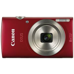Digitalkamera, 20MP, 16-fach Zoom, rot CANON 1809C001AA