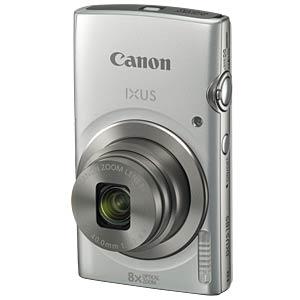 Digitalkamera, 20MP, 8-fach Zoom, silber CANON 1806C001AA