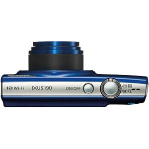 Digitalkamera, 20MP, 10-fach Zoom, blau CANON 1800C001AA