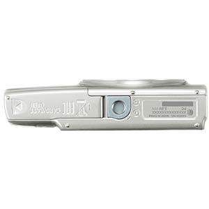 Digitalkamera, 20MP, 10-fach Zoom, silber CANON 1797C001AA
