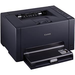 Colour laser printer 2400x600/USB 2.0/16 pages CANON 4896B004