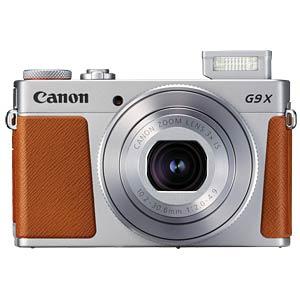 Digitalkamera, 20MP, 3-fach Zoom, silber CANON 1718C002AA
