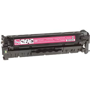 Toner for HP CP2025N, CM2320FXI…, magenta HEWLETT PACKARD CC533A