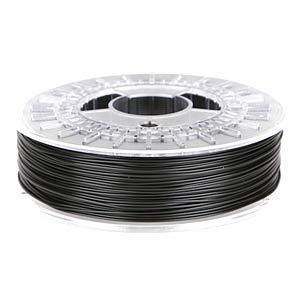PLA/PHA Filament - standard black - 1,75 mm - 750 g COLORFABB