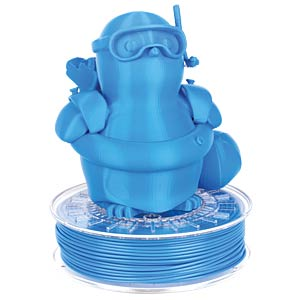 PLA/PHA Filament - sky blue - 1,75 mm - 750 g COLORFABB