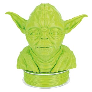 PLA/PHA Filament - intense green - 1,75 mm - 750 g COLORFABB